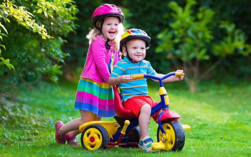 Como incentivar a criança a ser mais independente?